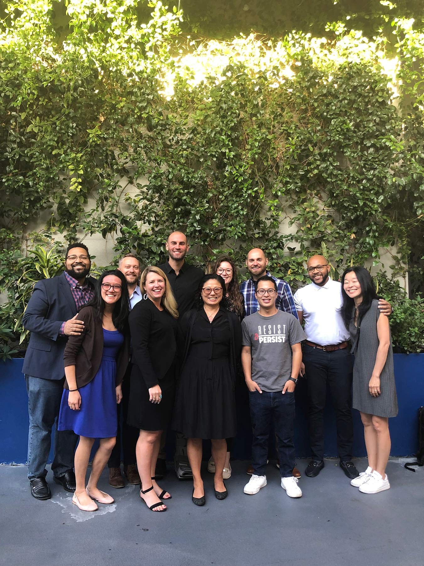 UnifiED team in Los Angeles