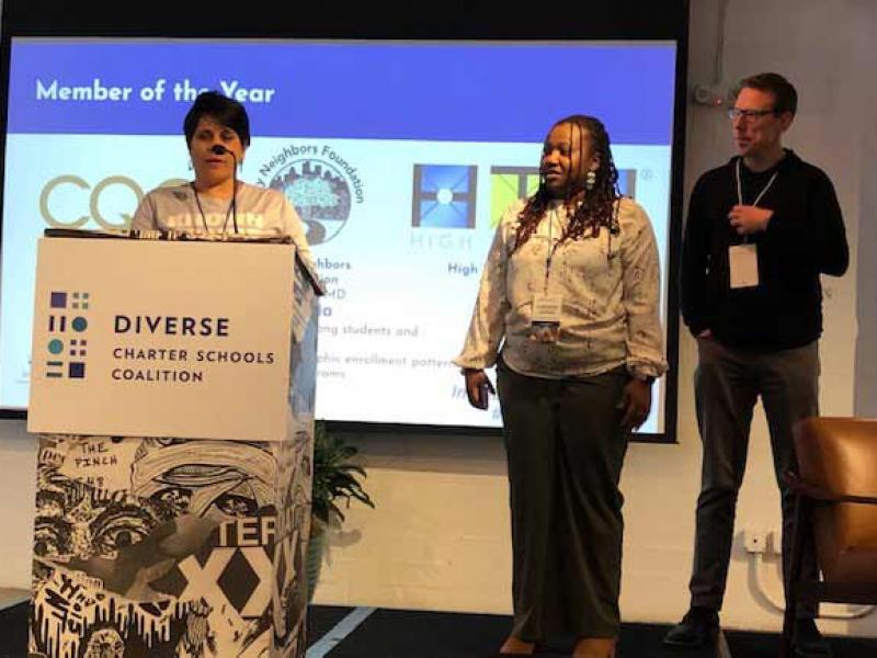 DCSC Member of the Year, City Neighbors Schools
